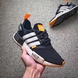 Adidas NMD R1 NMD情怀蓝本